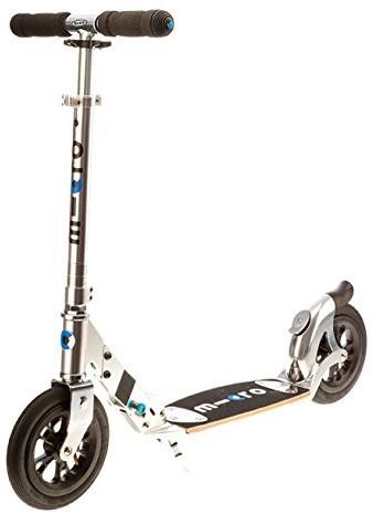 Micro Mobility Flex Air Erwachsene Klassischer Roller Chrom
