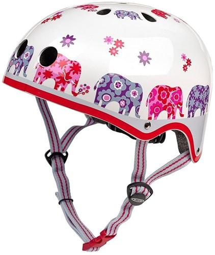 Micro Roller Helm Elefanten Größe M