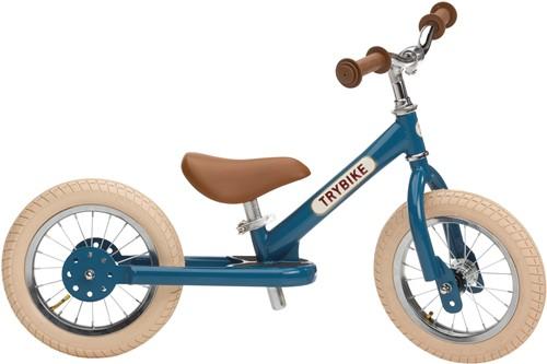 Trybike Laufrad Steel Vintage Blau - Zweirad