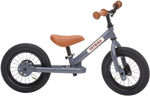 Trybike Laufrad Stahl Grau - Zweirad