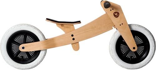 Wishbonebike  Holz Laufrad 2-in-1