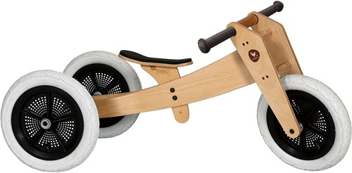 Wishbonebike  Holz Laufrad 3 -in-1