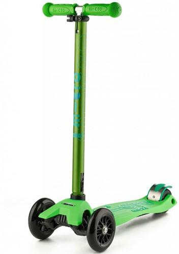 Micro  Maxi Roller Deluxe Grün