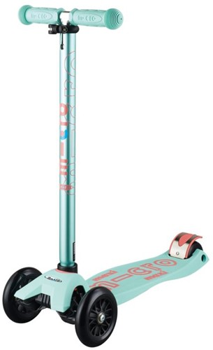 Micro Mobility Maxi Micro Deluxe Kinder Klassischer Roller Mintfarbe