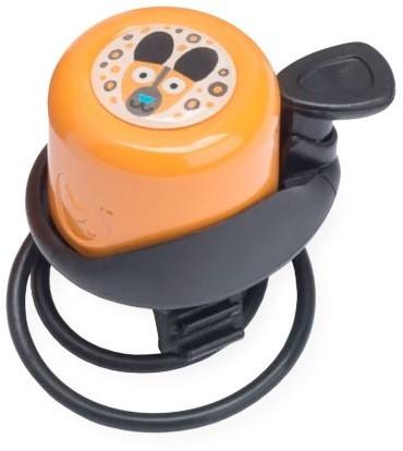 Wishbone Orange Wild Dog Bell