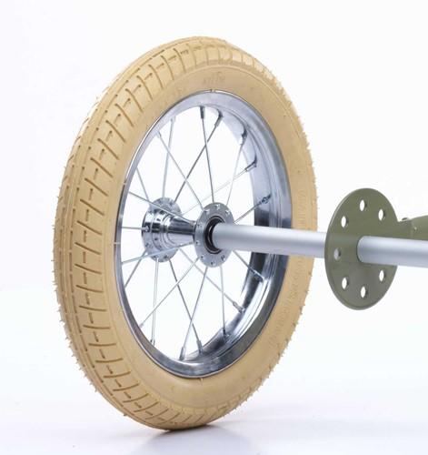 Trybike Laufrad Vintage Dreirad Set