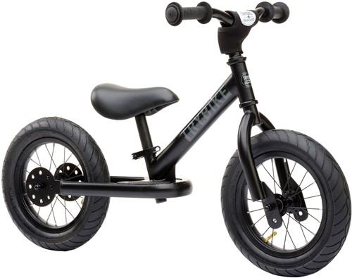 Trybike Laufrad Steel Schwarz - Zweirad Trybike loopfiets Steel zwart - tweewieler